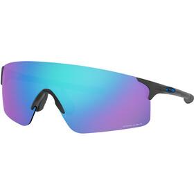 Oakley EVZero Blades Gafas de Sol Hombre, steel/prizm sapphire